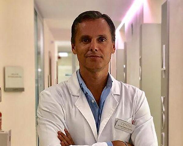 Dr. Luis Vargas Carvajal